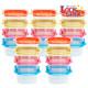 락스타 전자렌지 용기 모음 냉동밥용기 밀폐용기 상품이미지