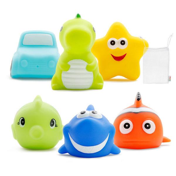 LED 장난감/물놀이용품/ LED6종세트(남아랜덤)+그물망 상품이미지