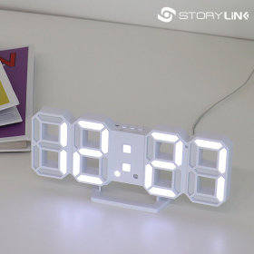 개업개업식 신혼 부부 결혼 집들이 이사 선물 LED시계