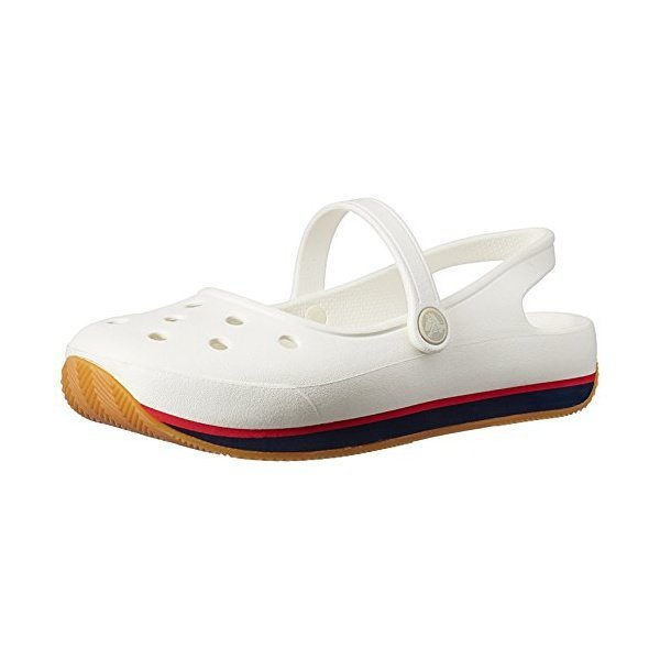 해외쇼핑/Crocs Womens Retro Mary Jane Slip On Shoes 상품이미지