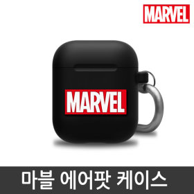 MARVEL/Official Product/Silicon/Airpods Case