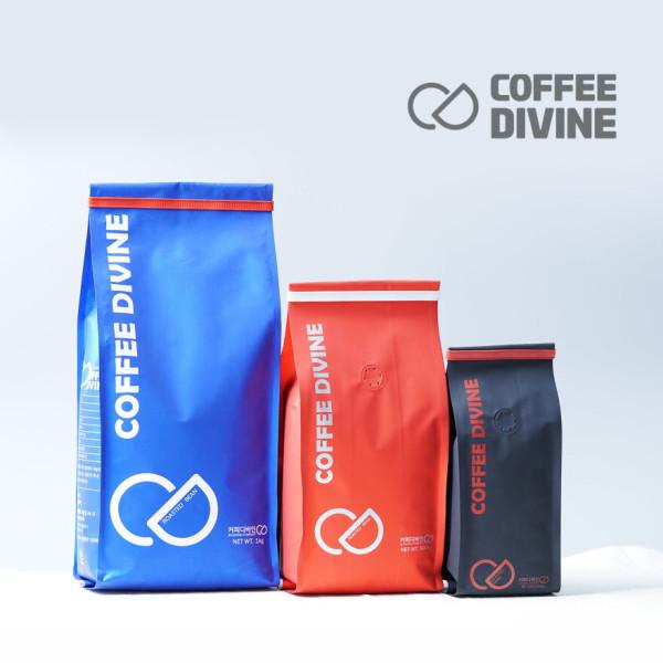 피넛 페스티벌 블렌드 200g/ 커피디바인 상품이미지