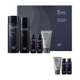 MEN 2-Item Set /Anti-aging/Men`s Skin Lotion Set Men`s Skincare Products
