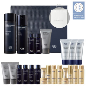 MEN 2-Item Set Anti-aging Men`s Skin Lotion Set Men`s Skincare Products