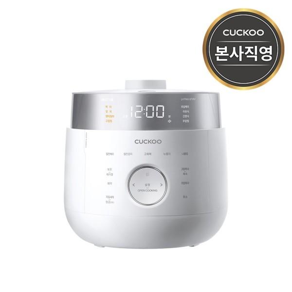 쿠쿠   으뜸효율환급대상  본사직영) CRP-LHTR0610FW  6인용 IH전기압력밥솥 상품이미지