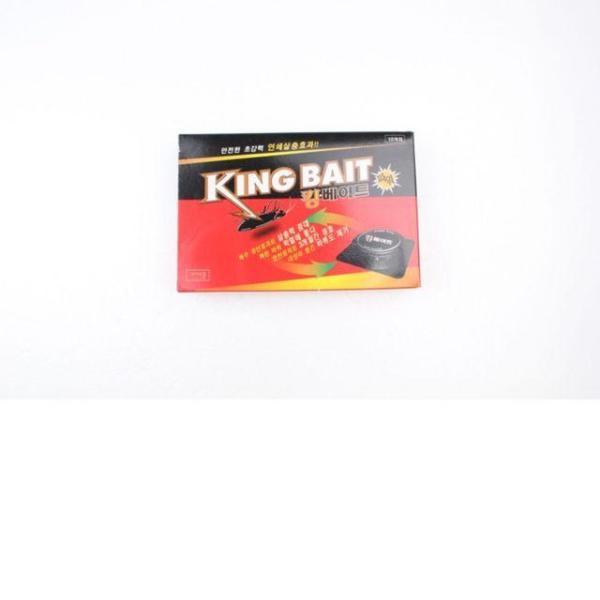바퀴 킹베이트12개입 벌레약 바퀴벌레약 벌레 상품이미지