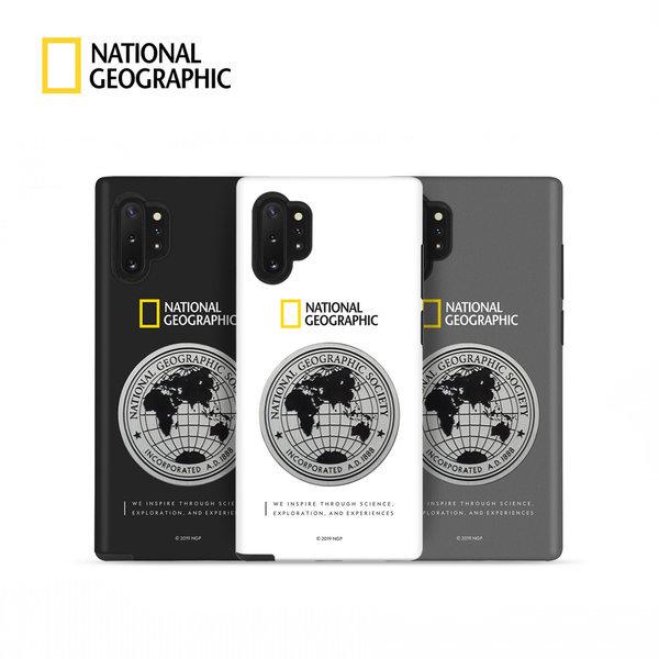 갤럭시노트10+ 5G 메탈데코 하드쉘 케이스 티타늄 상품이미지