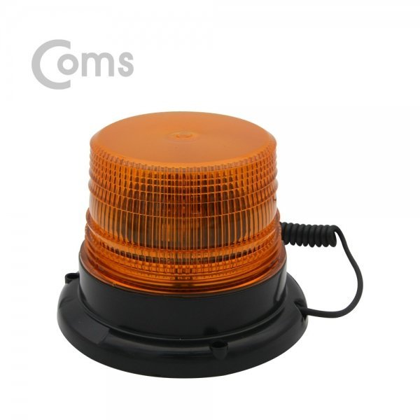 BF039 LED 경광등 경보등 차량용 자석부착형 시가잭 상품이미지