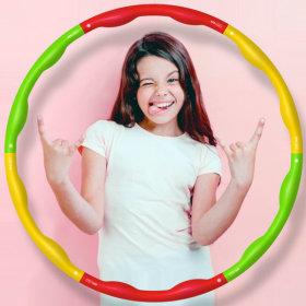 어린이훌라후프(왕자패밀리) 유아 초등학생 키즈 운동