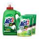 액체세제 액츠퍼펙트 2.2L 4개 안티박