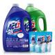 액체세제 액츠퍼펙트 2.2L 4개 딥클린