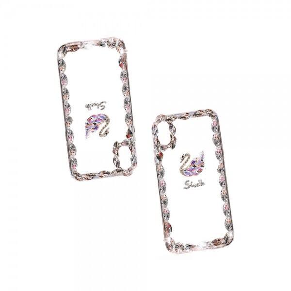 갤럭시노트10 5G 스완 다이아몬드 젤리 케이스 P165 상품이미지