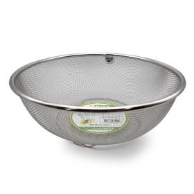 SM 키친아트 원형바구니 특대 / 채반 스테인레스