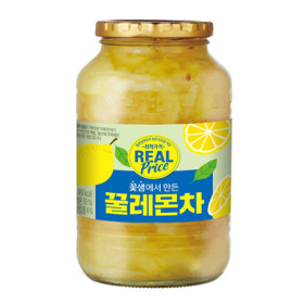 리얼 레몬차 1kg