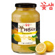 꽃샘식품 꿀레몬차 1kg 병 /전통차/레몬차