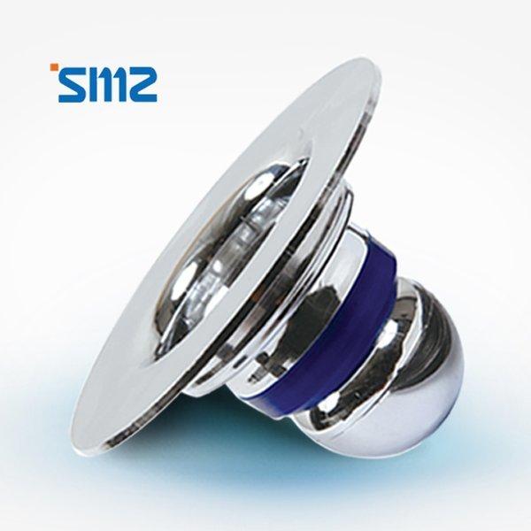 (모던스토리) SMZ 냄새제로 하수구트랩 50mm/화장실하수구/베란다하수구/악취차단/하수구냄새차단트랩 상품이미지