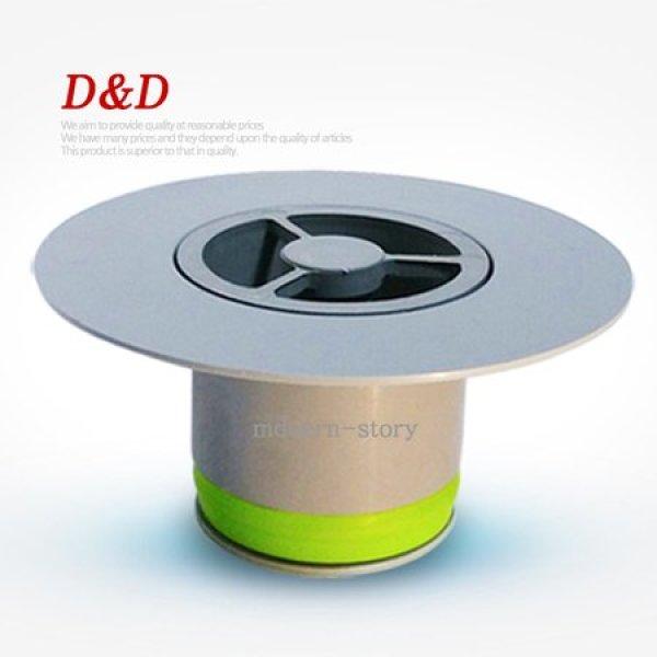 (모던스토리) 도원드레인 하수구트랩 50파이(ABS)/화장실하수구/베란다하수구/악취차단/하수구냄새차단트랩 상품이미지