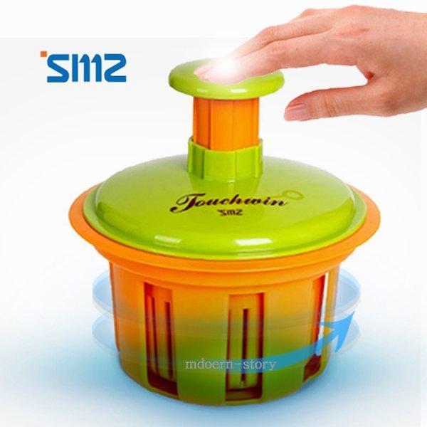 (모던스토리) SMZ 냄새제로 싱크대음식물탈수기 터치윈/음식물처리기/음식물쓰레기/악취차단/하수구냄새... 상품이미지