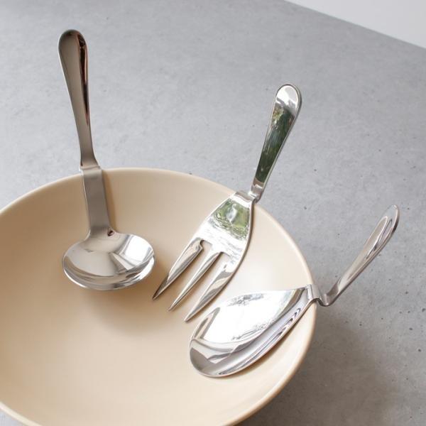 웨이브 스텐 요리도구 (국자 스푼 포크) - 3type-체리하우스 상품이미지