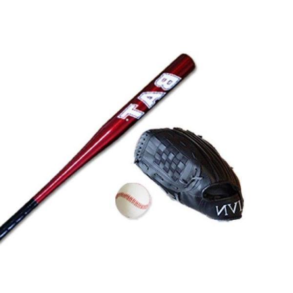 왼손잡이세트A (글러브(흑29)+배트76+야구공1개) 상품이미지