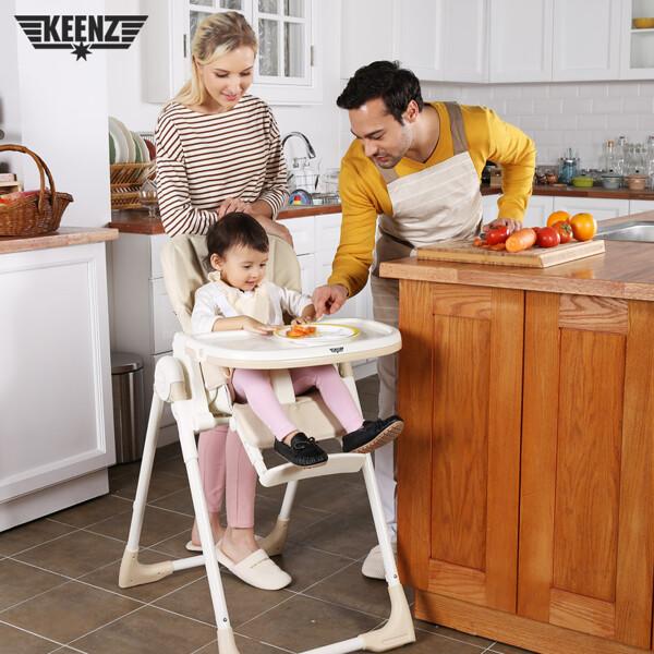 (현대Hmall)킨즈뉴본 국민 아기식탁의자 하이체어 유아의자 상품이미지
