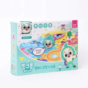 pinkfong Wonderstar Melody Finding the Way Puzzle