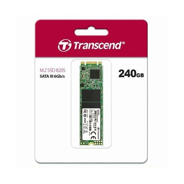트랜센드 MTS820S M.2 2280 (240GB) 상품이미지