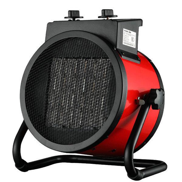 공업용 야외용전기열풍기/3KW 양식장 온풍기/난로 상품이미지