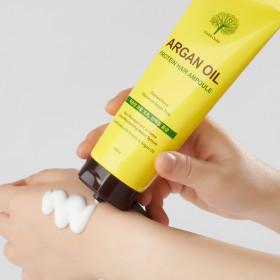 CHAR CHAR/Arcan Oil/Hair Ample/150ml+15ml