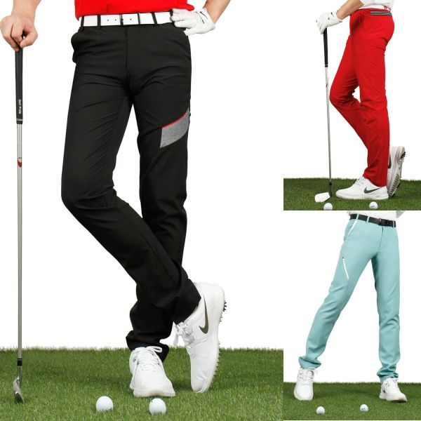 가을 남성 골프바지 남자 골프웨어 슬랙스 아웃도어 상품이미지