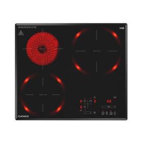 본사직영)쿠쿠 CIHR-FL304FB 3구하이브리드전기레인지