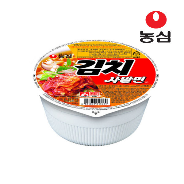 김치사발면86Gx24/ 무료배송 상품이미지