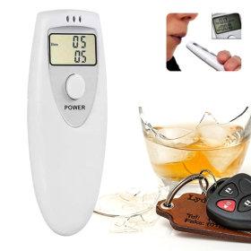 휴대용 디지털 음주측정기 알콜농도측정 음주단속