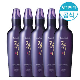 DAENG GI MEO RI Vitalizing Scalp Nutrition Pack  145ml x 5 bottles
