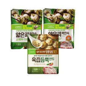 얇은피/육즙만두 6봉 (고기4개+육즙2개) +증정