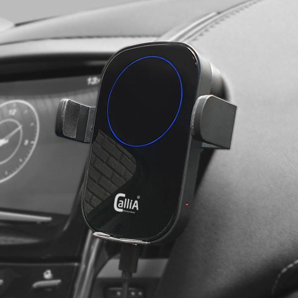 SG-520D 차량용 고속 무선 충전 거치대 핸드폰 휴대폰 상품이미지