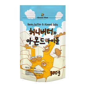(1+1)동우_허니버터와아몬드아이들_300G 봉