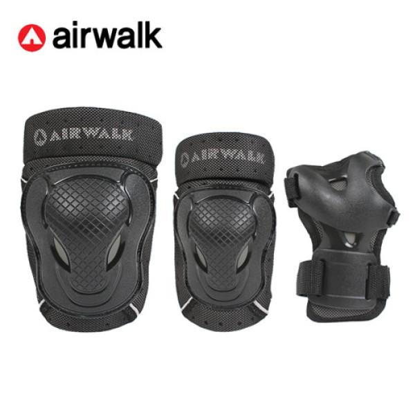 (AK몰)(에어워크(스포츠))(AIRWALK) 에어워크 200 성인용 프리미엄 인라인 보호대 상품이미지