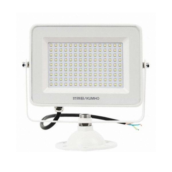 금호전기 번개표 LED 투광기 투광등 방수 50W 주광색 상품이미지