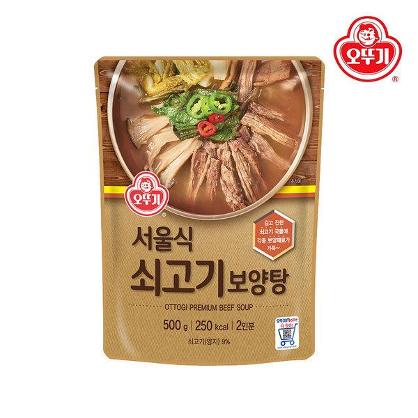 서울식 쇠고기 보양탕 500g 1팩 상품이미지
