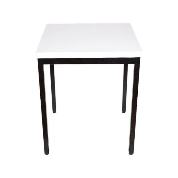 화이트무광LPM-600사각-30각 티테이블 카페 2인(착불) 상품이미지