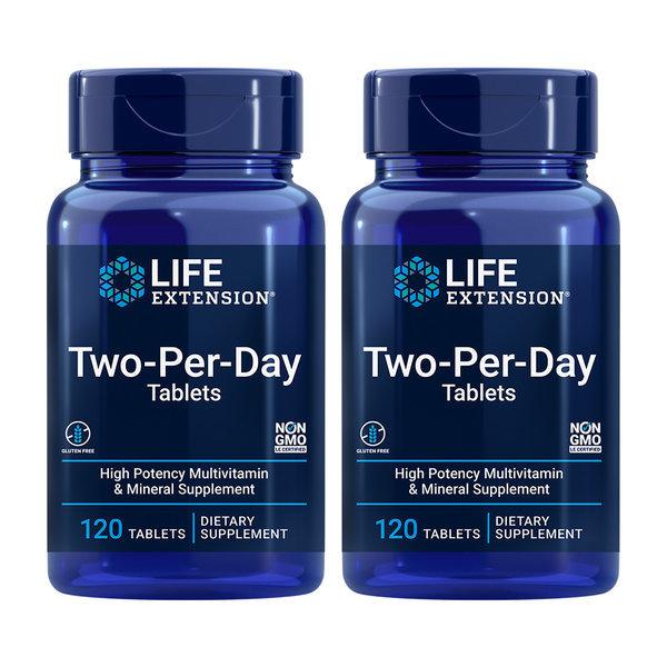 2개 라이프익스텐션 투퍼데이 마그네슘 오메가3 외 상품이미지