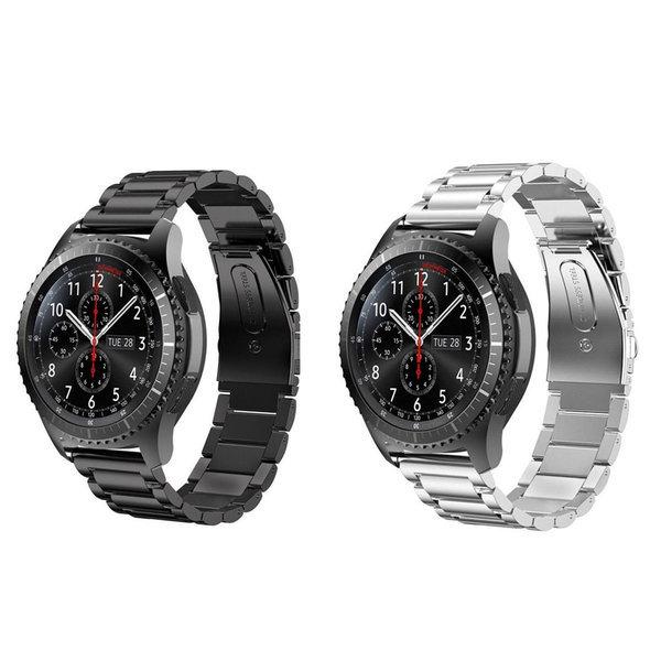 갤럭시워치 기어S3 시계줄/밴드 메탈밴드 시계줄 상품이미지