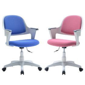 쿠시 코코 화이트/책상의자/학생의자/사무의자/컴퓨터