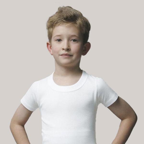 남 아동/어린이/순면/반팔/런닝/5매세트 상품이미지