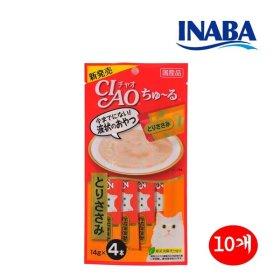챠오츄르 차오츄르 닭가슴살(SC-73) 10개