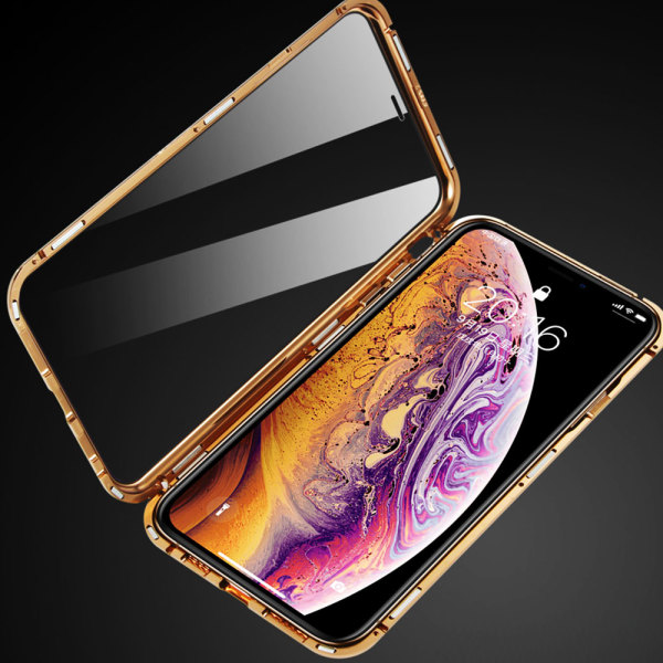 아이폰11 프로 맥스 전면풀커버 마그네틱 하드 케이스 상품이미지