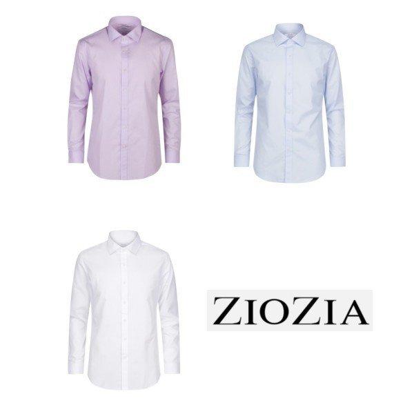 코튼 혼방 드레스 셔츠 3종 택1 (ABZ5WD1104) 상품이미지