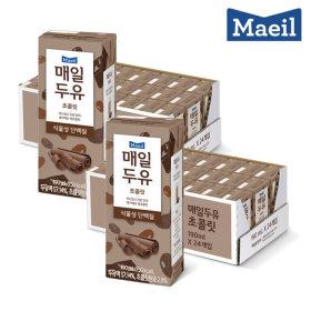 매일두유 초콜릿 190mL 48팩