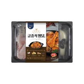 심플리쿡  고품격 궁중식 찜닭 750g